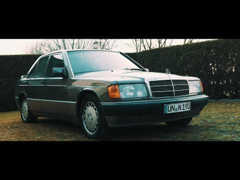 Mercedes Benz 190E W201 | stock like sh*t!