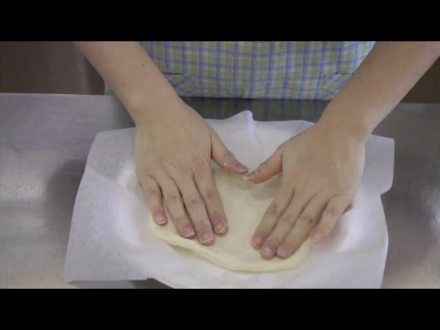 『かんたんピザ」レシピ