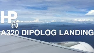Dipolog Philippines  City new picture : A320 Dipolog Airport Landing Zamboanga Del Norte Philippines by HourPhilippines.com