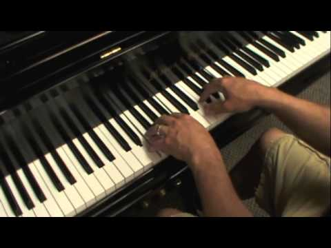 """Piano Exercises For Beginners #6 """"5ths Etdue"""""""