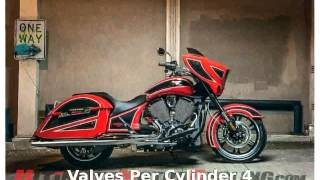 3. 2014 Victory Cross Country Ness Limited-Edition - Top Speed and Engine