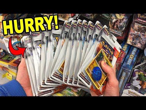 LEGIT CHEAPEST BURNING SHADOWS PACKS EVER - Pokemon Cards Opening!