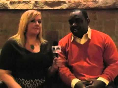Amber Neal's EXCLUSIVE INTERVIEW with MEGA STAR Rodney Perry 9.23.12