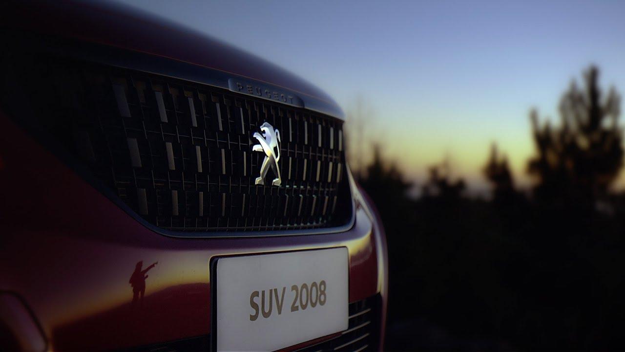 Novo SUV Peugeot 2008