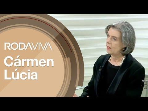 Roda Viva com ministra Carmén Lúcia