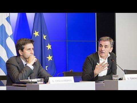 Εγκρίθηκε από το Eurogroup η τεχνική συμφωνία για την γ' αξιολόγηση της Ελλάδας