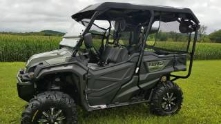 5. Honda Pioneer 1000-5 EPS custom build @ Vetesnik's