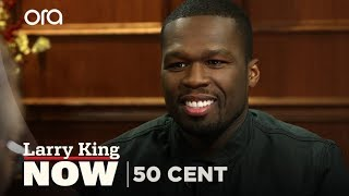 """""""No I Have No Interest In It"""": 50 Cent On Meeting His Biological Father 