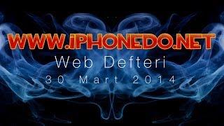 iPhonedo.net - 30 Mart 2014'te açılıyor!