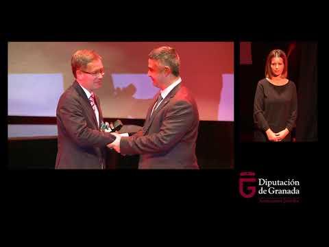 Premios Honores y Distinciones Diputación de Granada 2017