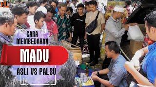 Download Video RAHASIA CARA CEPAT TEST MADU ASLI Penjual Membongkar Kecurangan Penjual Madu Palsu MP3 3GP MP4