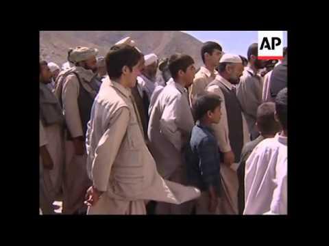 Third anniversary of death of Ahmed Shah Massoud