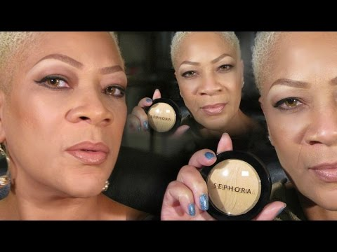 Sephora Collection Microsmooth Baked Foundation Review
