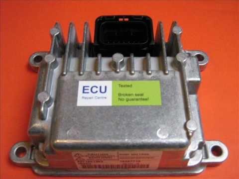EDU Brandstofpomp Module ISUZU Reparatie Revisie Repair Reparature 8971891360 16267710 P0251 P 0251