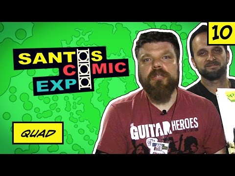 E10 QUAD | SANTOS COMIC EXPO 2014