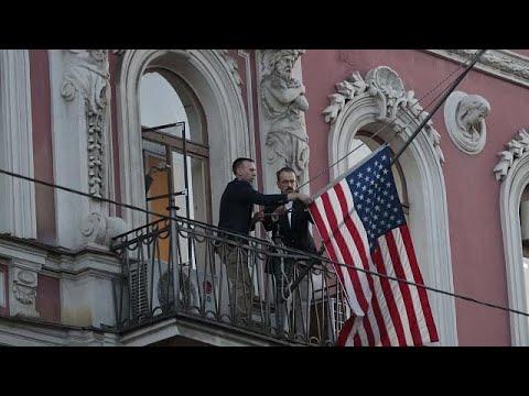 «Οι ΗΠΑ απελαύνουν φίλους» λέει ο Ρώσος πρεσβευτής στην Ουάσινγκτον – Αντίμετρα από τη Μόσχα…