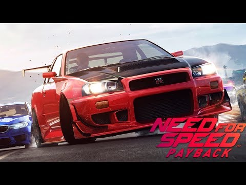 NEED FOR SPEED PAYBACK All Cutscenes (Game Movie) 1080p HD