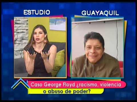 Caso George Floyd ¿racismo, violencia o abuso de poder?