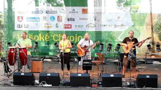 Video Folkové Chvojení 2012