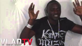 Akon Reveals Top 5 Celebrities He'd Like to Date (2008)