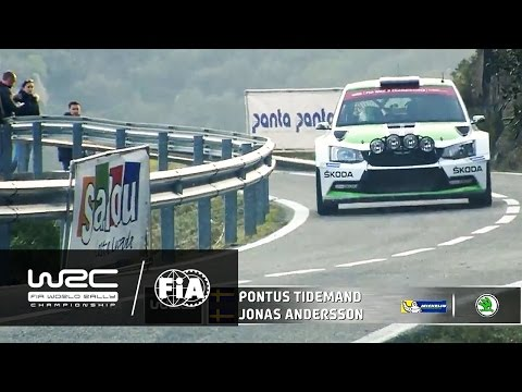 WRC 2 - RallyRACC - Rally de Espana 2016: WRC 2 EVENT HIGHLIGHTS / Review