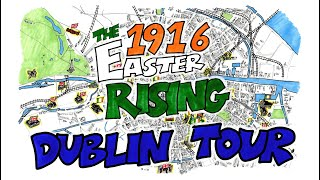 Follow me around Dublin as I show some of the spots important to the Easter Rising!New Manny Man Does History videos and announcements coming soon!The Rising by Joe O'Byrne, starring me, John D Ruddy and Brian Gillespie is coming to theatres in March!March 4th - The Marketplace Theatre, ArmaghMarch 9th, 10th, 11th - Liberty Hall, DublinMarch 15th - The MAC, BelfastMarch 18th - An Táin Theatre, DundalkMarch 19th - Riverbank Arts, NewbridgeMarch 23rd - An Grianán Theatre, Letterkenny