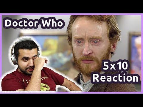 Doctor Who 5x10 Reaction | Vincent And The Doctor