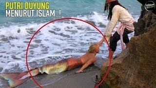 Video Inilah Misteri Asal Usul Putri Duyung Menurut islam MP3, 3GP, MP4, WEBM, AVI, FLV Juli 2019