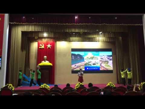 Hùng biện viết về tỉnh Quảng Ninh-Em Nguyễn Phạm Mỹ Anh lớp 5A9 đạt giải B cấp thành phố
