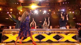 Video Americas Got Talent 2018: Golden Buzzers ★ GOLDEN BUZZERS ★ Season 13 MP3, 3GP, MP4, WEBM, AVI, FLV November 2018