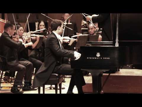 The Osuat. Javier Krohn Plays Rachmaninov 2