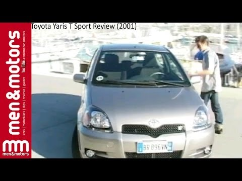 Toyota Yaris T Sport Review – With Richard Hammond (2001)