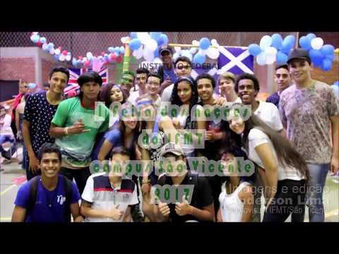 I Feira das Nações do IFMT São Vicente