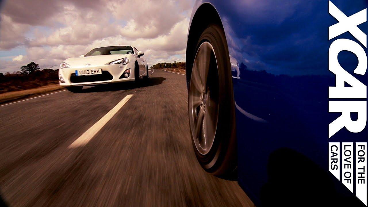 GT86 & BRZ: Toyota + Subaru = Awesome – XCAR
