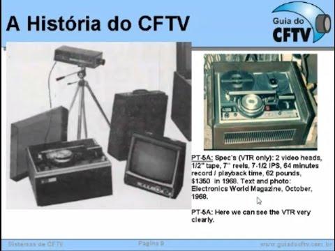 Treinamento CFTV - Parte 1 - História e Aplicação
