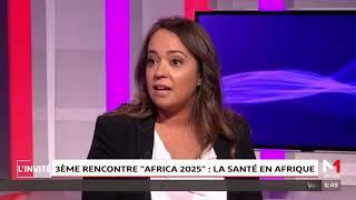 Africa2025 sur Medi1 TV-