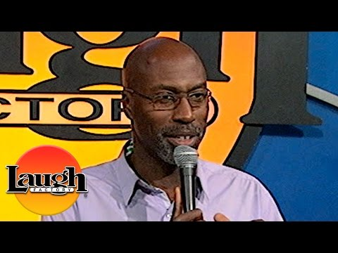Mario Joyner – Aging Gracefully (Stand Up Comedy)