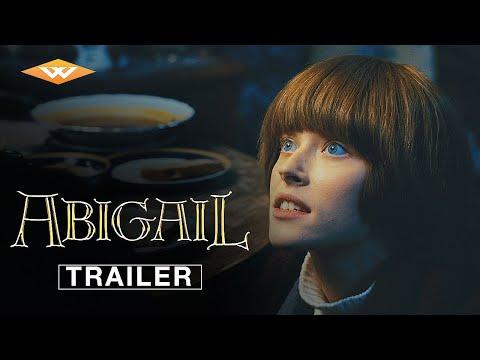 ABIGAIL (2020) Official Trailer   Steampunk Sci-fi Fantasy Movie