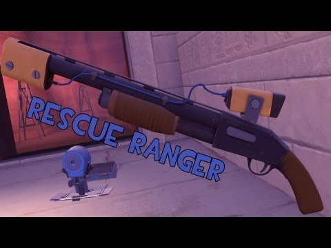tf2 - The Righteous Rescue Ranger and Wrangler! Also wow, I actually played Engineer. --------------------------------- --------------------------------- Add me on...