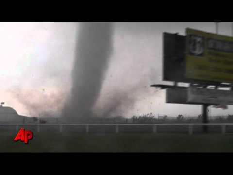 オクラホマ州の竜巻