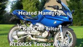 9. 2004 BMW R1100S ABS For Sale - Carlisle, PA