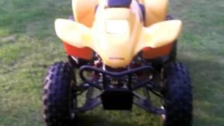 7. 2004 Honda Trx250ex Sportrax