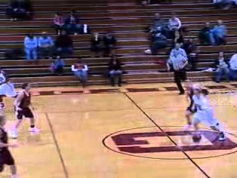 Women's Basketball vs. Bridgewater 1/14/11 Highlights
