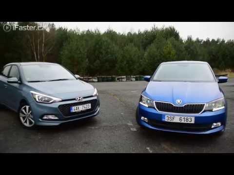 Škoda Fabia vs. Hyundai i20 – srovnávací test