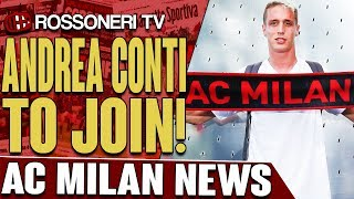 Andrea Conti is set to join AC Milan, while Kucka is on his way to Trabzonspor. Let us know your thoughts in the comments!SUBSCRIBE for more AC Milan videos: http://www.RossoneriTV.comSUPPORT Rossoneri TV by making a donation: http://patreon.com/rossoneritvFOLLOW our social media accounts:► Twitter: http://www.twitter.com/RossoneriTV► Facebook: http://www.facebook.com/RossoneriTV► Instagram: http://www.instagram.com/RossoneriTV► Google+: http://plus.google.com/+RossoneriTVChannel