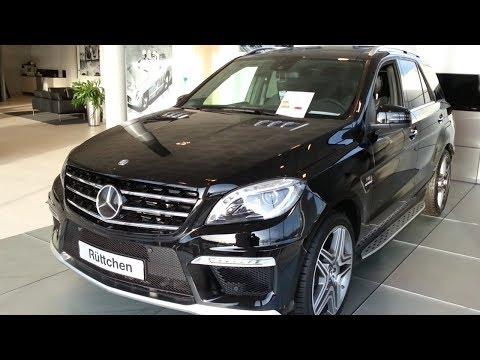 Mercedes ml 65 amg 2015 снимок
