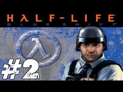 Zagrajmy w Half-Life: Blue Shift #2