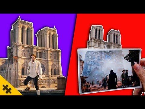 АССАСИНСКИЕ места и  ПАРИЖСКАЯ НЕДЕЛЯ ИГР (Paris Games Week 17)