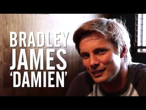 'Damien' Star Bradley James on Playing the Anti-Christ: 'No Acting Required'