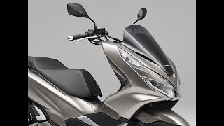 5. 2019 Honda PCX150 First Look | 2019 Honda PCX150 revealed for US market